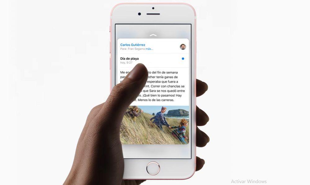 iPhone recursos humanos