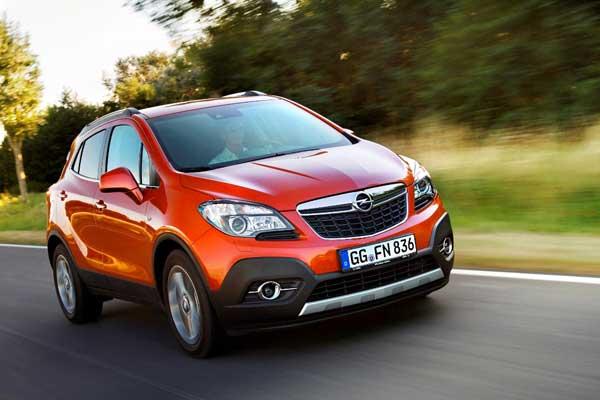 Opel Mokka Turbo de Automóviles Luis Batalla