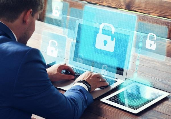 seguroyprotegido protección ordenador portátil bloqueo de arranque