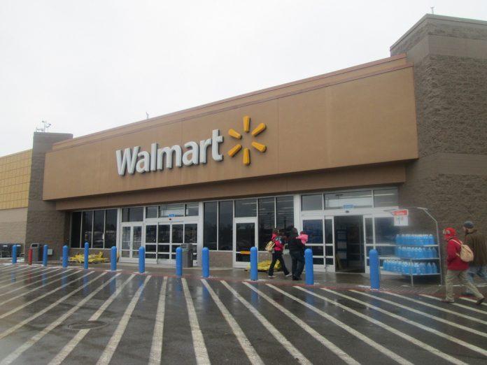 imagen de una cadena de supermercados