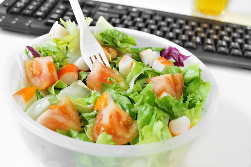 Recomendaciones saludables si sueles comer en tupper en tu trabajo