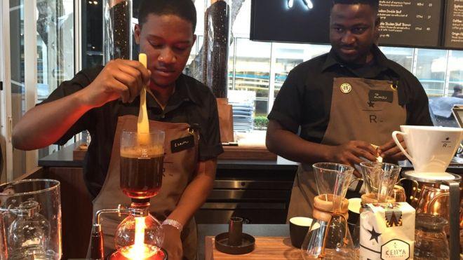 Starbucks Sudafrica